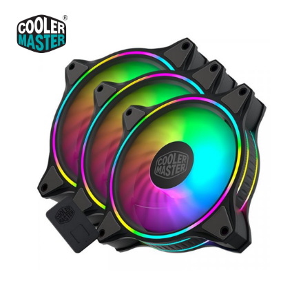 Picture of Case Cooler Cooler Master MasterFan MF120 Halo 3in1 ARGB