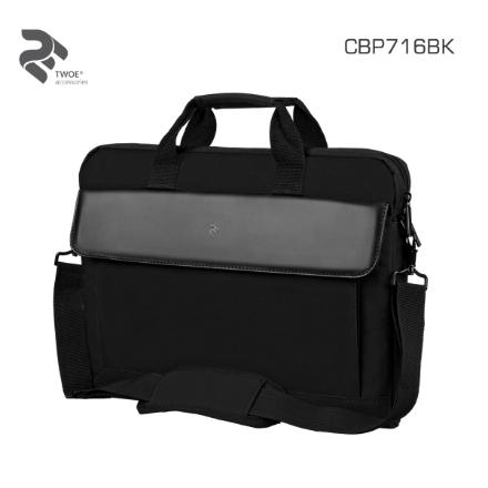 "Picture of Notebook Bag 2E CBP716BK 16"" Fashion Black"