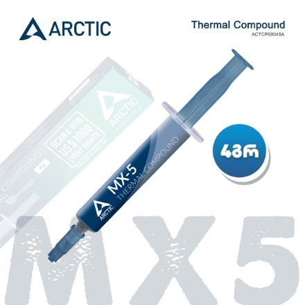 Picture of Thermal Paste Arctic MX-5 4g ACTCP00045A