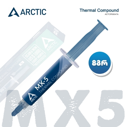 Picture of Thermal Paste Arctic MX-5 8g ACTCP00047A