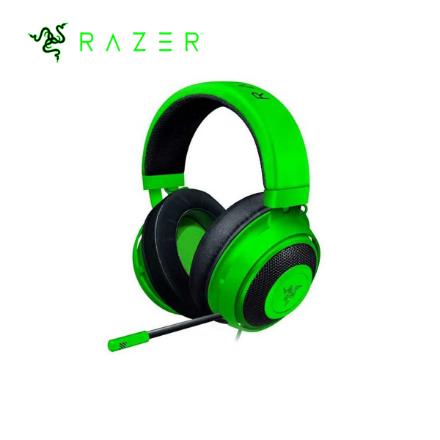 Picture of Headphone Razer Gaming Headset Kraken 3.5mm  (RZ04-02830200-R3M1) Green