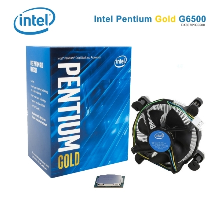 Picture of Processor Intel Pentium Gold G6500 4MB Cache 4.1GHz BX80701G6500
