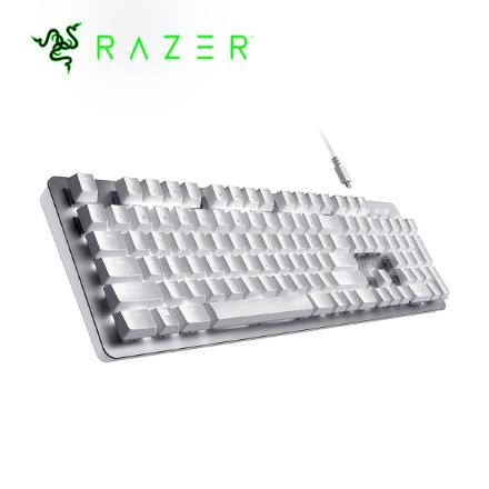 Picture of Keyboard Razer Gaming Keyboard Pro Type Orange Switch (RZ03-03070100-R3M1) White