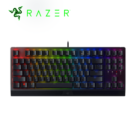 Picture of Keyboard Razer Gaming Keyboard BlackWidow V3 TKL (RZ03-03490100-R3M1) Black