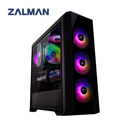 Picture of Case ZALMAN N5 TF Mid Tower BLACK