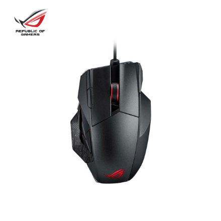 Picture of Mouse ASUS ROG L701-1A Spatha Wireless (90MP00A1-B0UA00) Black