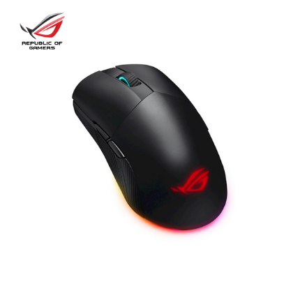 Picture of Mouse  ASUS Gaming Mouse  ROG Pugio II WL (90MP01L0-BMUA00) Black