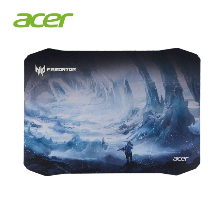 Picture of MousePad ACER PREDATOR GAMING MOUSEPAD PMP712  (M SIZE) (NP.MSP11.006) Black