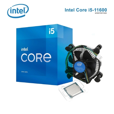 Picture of Processor INTEL Core I5-11600 12MB Cache 4.80GHz BX8070811600 BOX