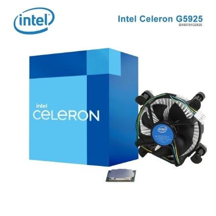 Picture of Processor INTEL CELERON G5925 4MB Cache 3.6GHz BX80701G5925