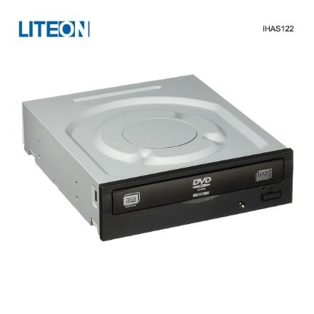 Picture of Optical Disc Drive LITE-ON IHAS122 DVD+-R/RW SATA Black