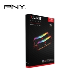 Picture of Memory PNY 16GB XLR8 Gaming Epic-X RGB DDR4 3600MHz MD16GK2D4360018XRGB