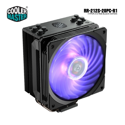 Picture of Cooler Cooler Master HYPER 212 RGB BLACK EDITION RR-212S-20PC-R1