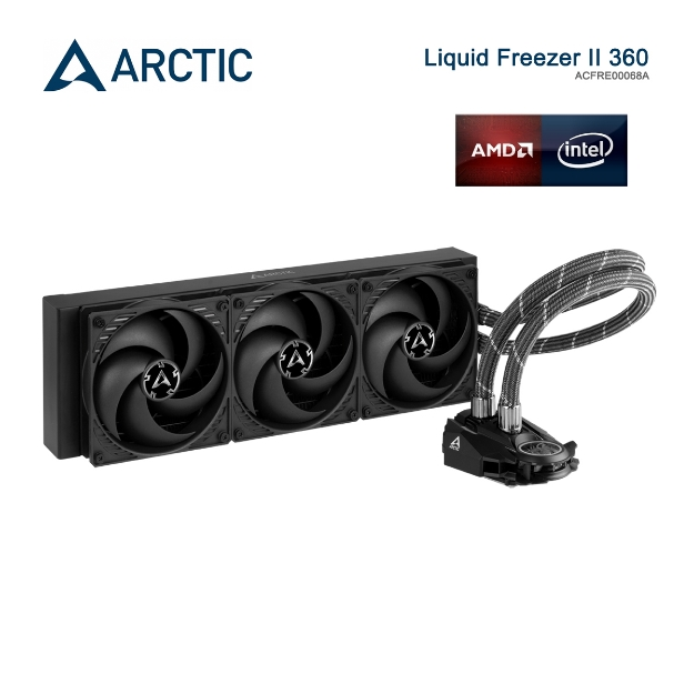 Picture of Water Cooling System ARCTIC LIQUID FREEZER II 360 ACFRE00068A