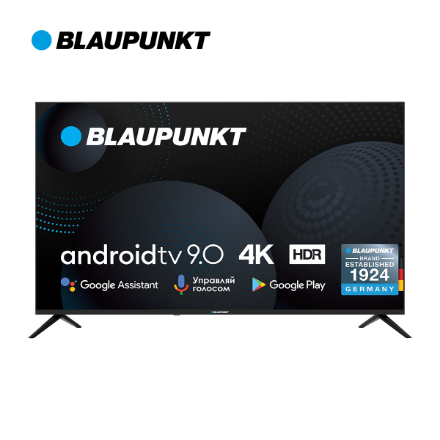 "Picture of TV Blaupunkt  43UN265 43""  4K UHD"