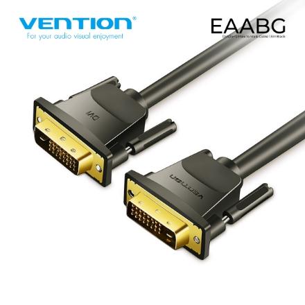 Picture of DVI-D Cable VENTION EAABG 1.5M 24+1 BLACK