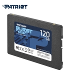 Picture of SSD Hard Drive PATRIOT BURST ELITE PBE120GS25SSDR 120GB SATA III