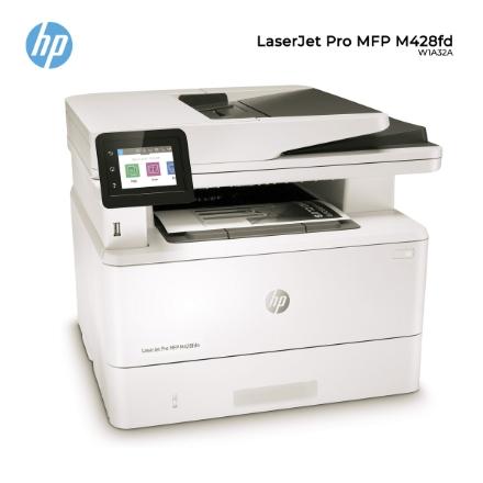 Picture of MULTIFUNCTIONAL Printer HP LaserJet Pro MFP M428fdn W1A32A