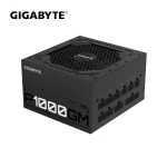 Picture of Power Supply GIGABYTE GP-P1000GM 1000W 80PLUS GOLD Fully Modular Black