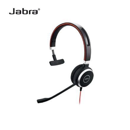 Picture of Headphone Jabra EVOLVE 40 MS Mono (6393-823-109_GE) Black