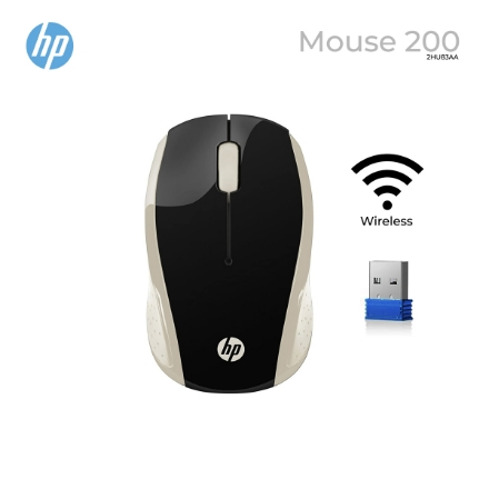 Picture of HP Wireless Mouse 200 2HU83AA
