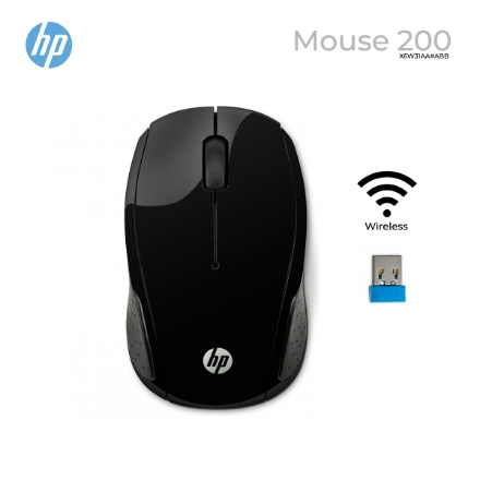 Picture of WIRELESS Mouse HP 200 X6W31AA